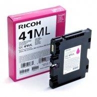 Ricoh oryginalny żelowe wypełnienie 405767, magenta, 600s, GC41M, Ricoh AFICIO SG 2100N