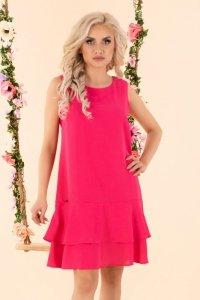 Ianake Fuchsia D57 sukienka