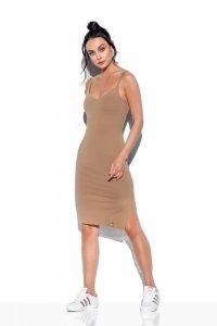 1 Sukienka LN118 capucino PROMO