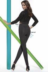 Bas Bleu Ginger legginsy push-up 200 den