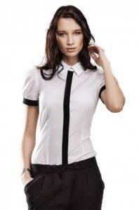 Koszula - biały - K33