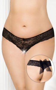 G-string 2436 - Plus Size - black