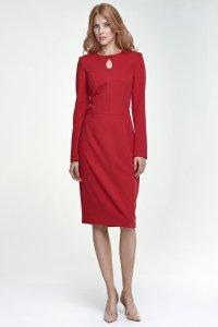 Sukienka Erin - czerwony - S79