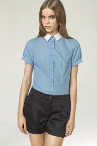 Koszula - niebieski - K42