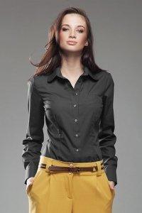 Koszula - czarny - K35