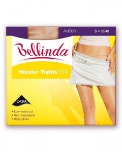 BE225003 Hipster Thights 15 den rajstopy biodrówki