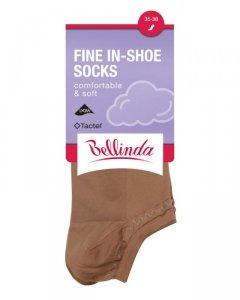 BE495917 Fine In-shoe skarpetki stopki damskie