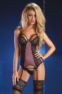 Sweetie LC 90157 Sweetheart Collection gorset i stringi
