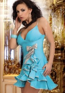 Caprice sukieneczka i majtki