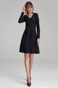 Sukienka cs43 - czarny - CS43
