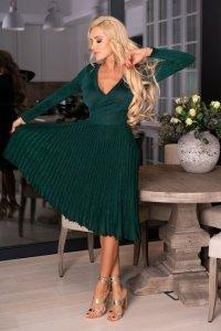 Frojene Green FZ1755 sukienka