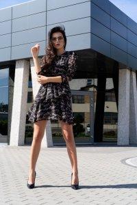 Saphir D165 sukienka