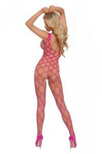 She-cat - Neon Pink 6254 bodystocking