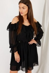 Sukienka L329 czarny