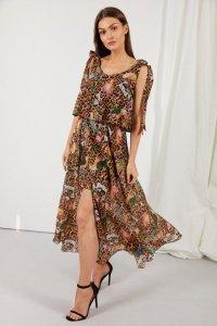Sukienka LG548 druk 13