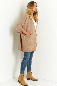 Sweter LS342 capucino