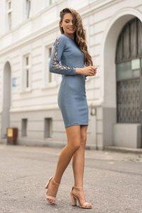 Merciana Blue 85198 sukienka