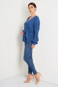 Sweter LS355 jeans