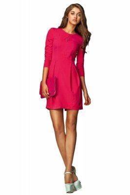 Sukienka - różowy - S32