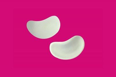 WS 19 Wkładki z pianki modelujące biały