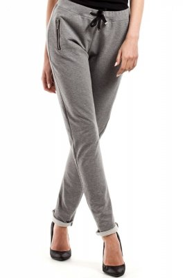 MOE208 spodnie szare