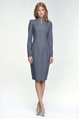 Sukienka Milly - szary - S75