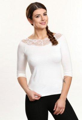 Olimpia bluzka biały