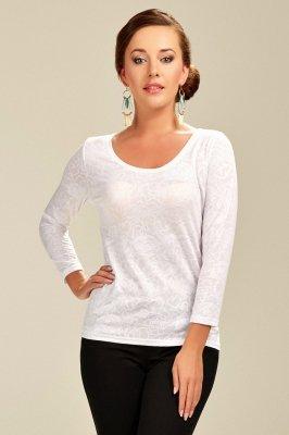Shoreline 015 bluzka biały