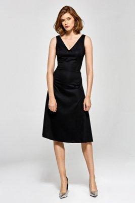 Sukienka cs20 - czarny - CS20
