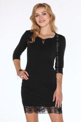 Beverlem 90442 sukienka mała czarna