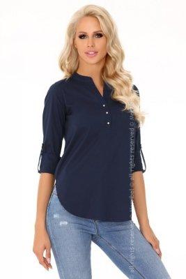 Katelijn Dark Blue 85182 koszula
