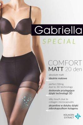 Gabriella Comfort Matt 20 Den code 479 rajstopy 3D