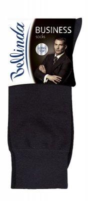 1 Men Socks Business BE497581  skarpety z wzorem garniturowe