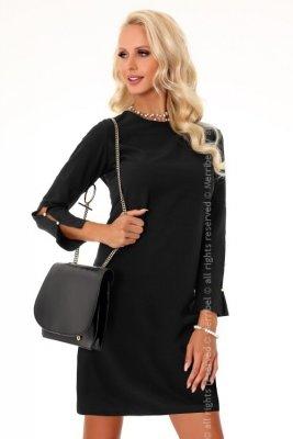 Mehvesa Black 85318 sukienka