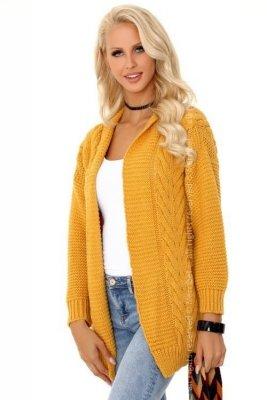 Mildan Mustard sweter