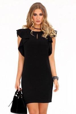Marjoleina Black 85469 sukienka