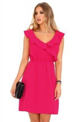 Annag Fuchsia 85471 sukienka