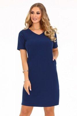 Minar Dark Blue 85476 sukienka