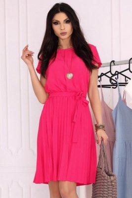Medesia Pink 85515 sukienka