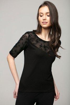 Vivian czarna bluzka