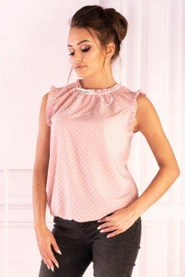 Amargo Pink White bluzka