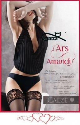 POŃCZOCHY GATTA CALZE ARS AMANDI W 02