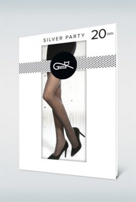 RAJSTOPY GATTA SILVER PARTY W 07