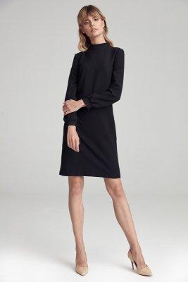 Sukienka cs39 - czarny - CS39