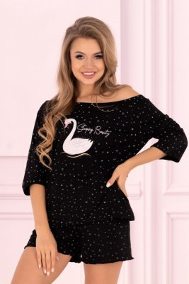 Snowflake Swan 2412 piżama