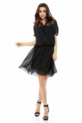 1 Sukienka L241 czarny PROMO