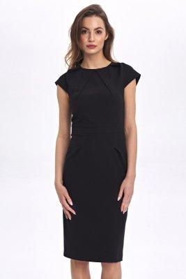 Sukienka cs53 - czarny - CS53