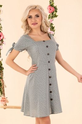 Merinam Mint D92 sukienka