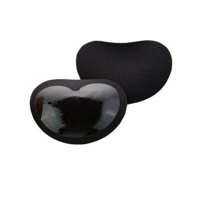 Wkładki z pianki push-up (samoprzylepne) czarne