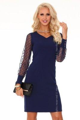 1 Nausica Dark Blue 85315 sukienka PROMO